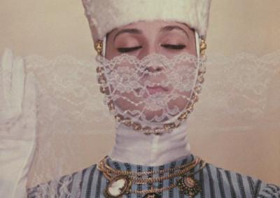 "Scena tratta dal film ""Sayat-Nova"", del regista armeno Sergei Parajanov (1969)"